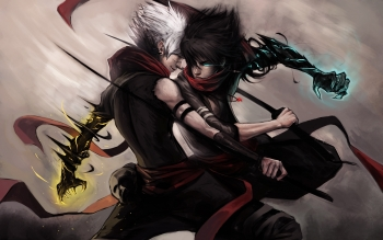 Anime - Warrior Wallpapers and Backgrounds ID : 167485