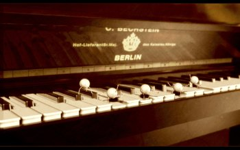 Muziek - Piano Wallpapers and Backgrounds ID : 1679