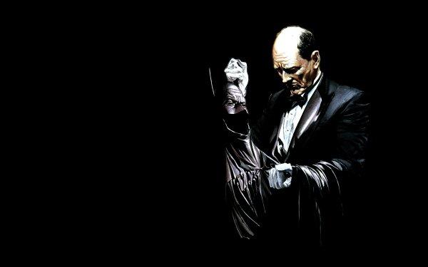 Comics Batman Alfred Pennyworth HD Wallpaper | Background Image