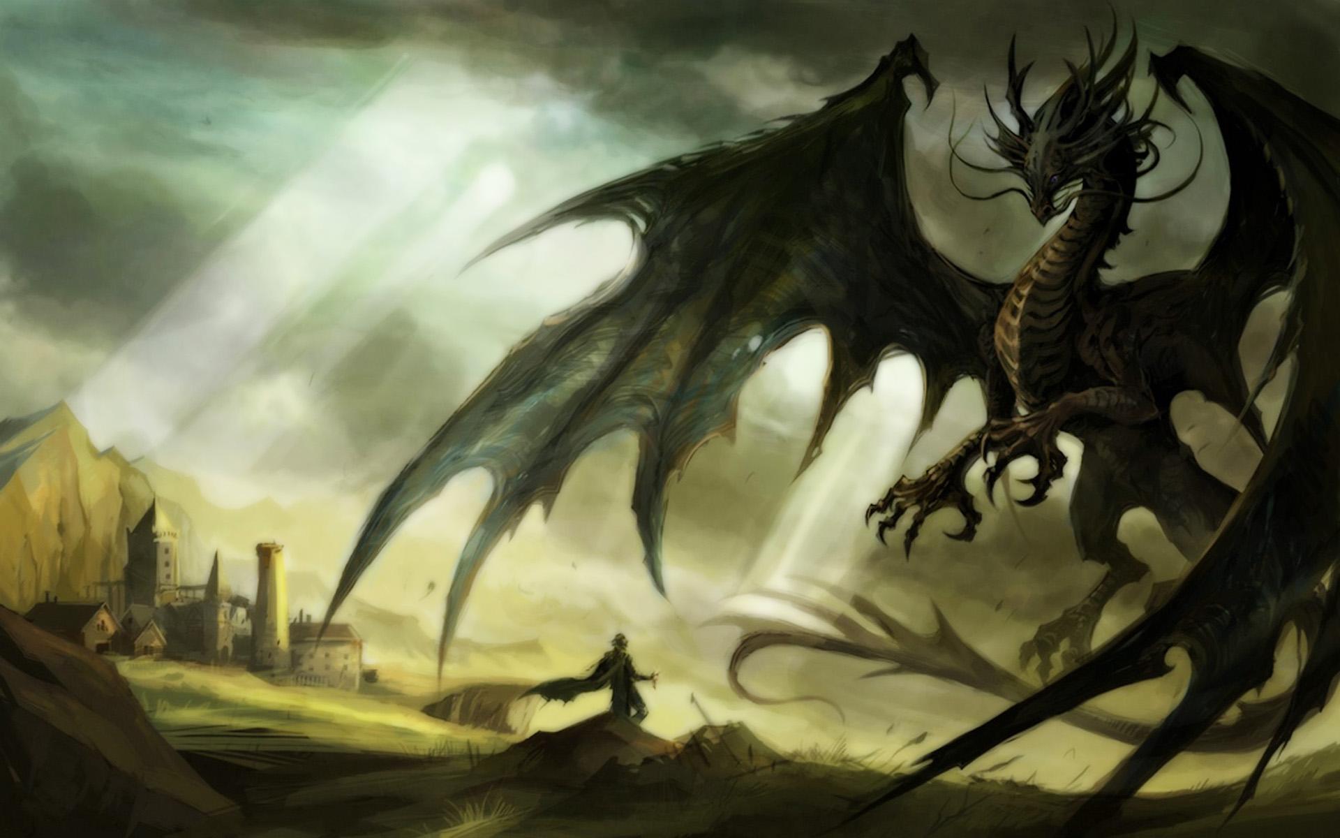 dragon hd wallpaper   background image   1920x1200   id:168265