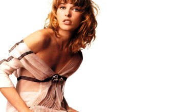 Celebrity - Milla Jovovich Wallpapers and Backgrounds ID : 168155