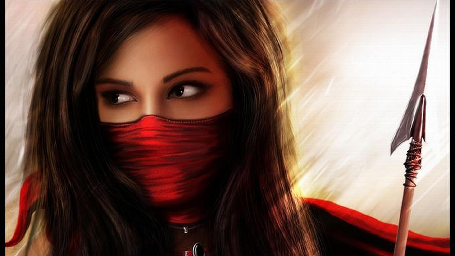 download wallpaper female warrior - photo #21