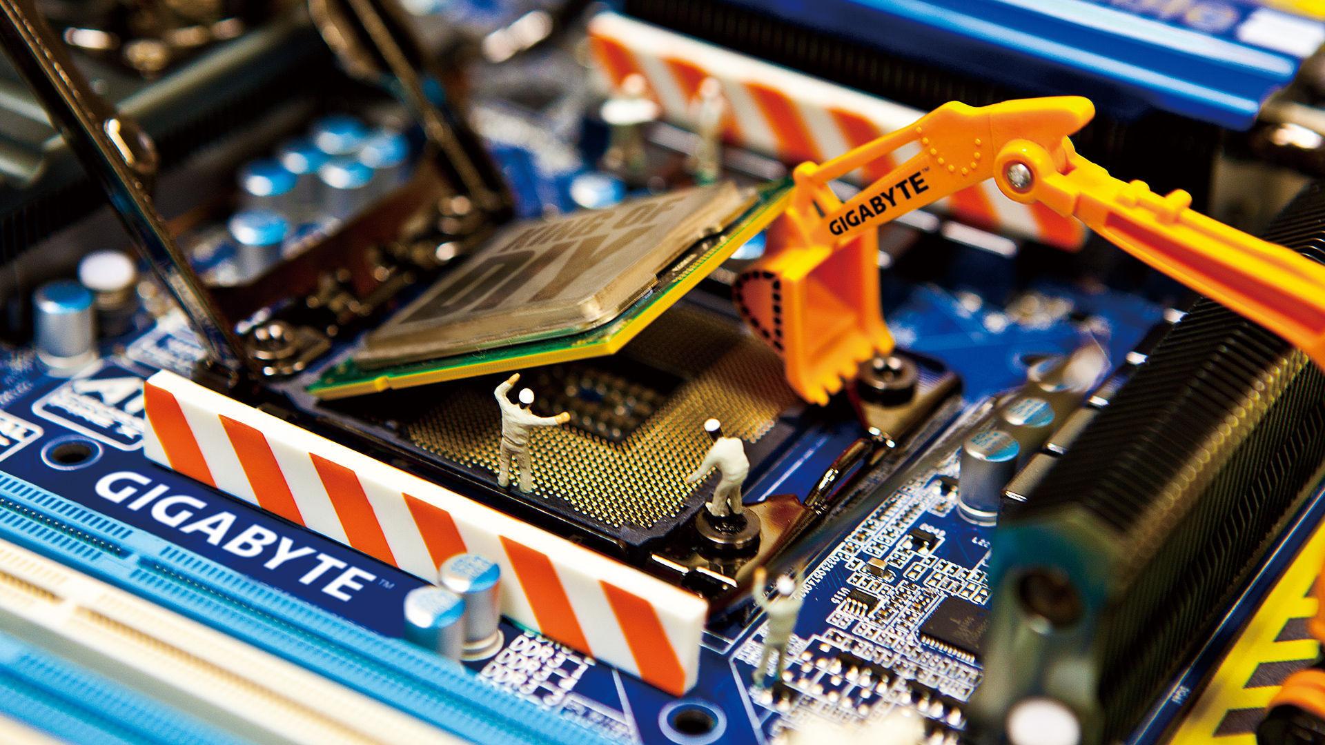 3 CPU Fondos De Pantalla HD