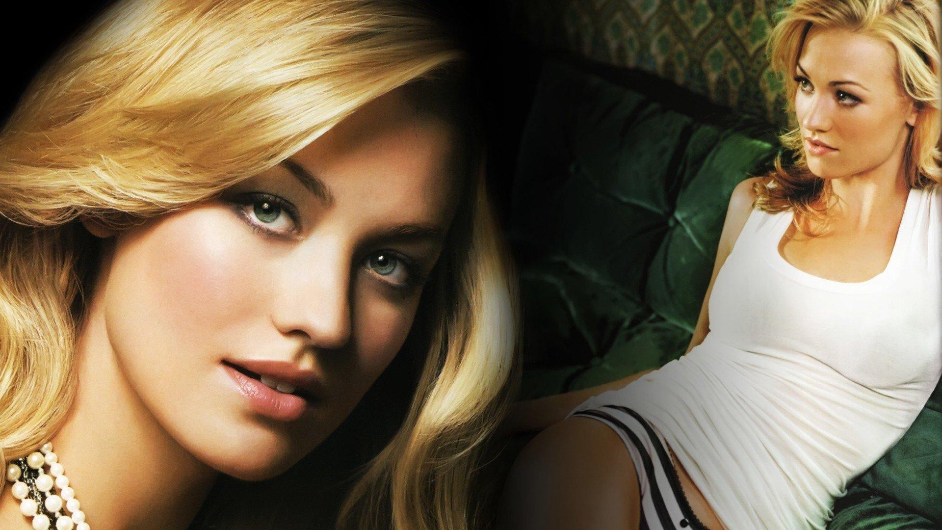 Celebrity - Yvonne Strahovski  Wallpaper