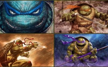 Комиксы - Tmnt Wallpapers and Backgrounds ID : 169129