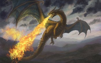 Fantasy - Dragon Wallpapers and Backgrounds ID : 169175