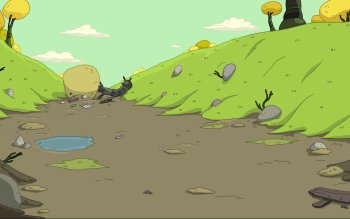 Preview TV Show - Adventure Time Art