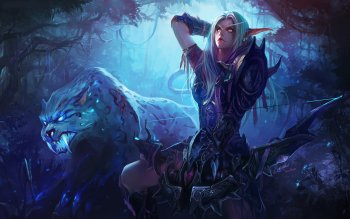 Fantasy - Elf Wallpapers and Backgrounds ID : 169517