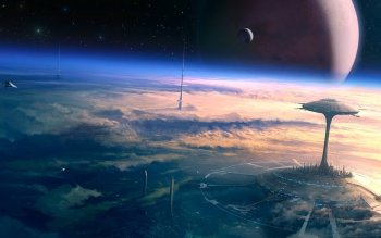 Science-Fiction - Großstadt Wallpapers and Backgrounds ID : 169619