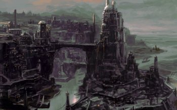 Fantasy - City Wallpapers and Backgrounds ID : 169705