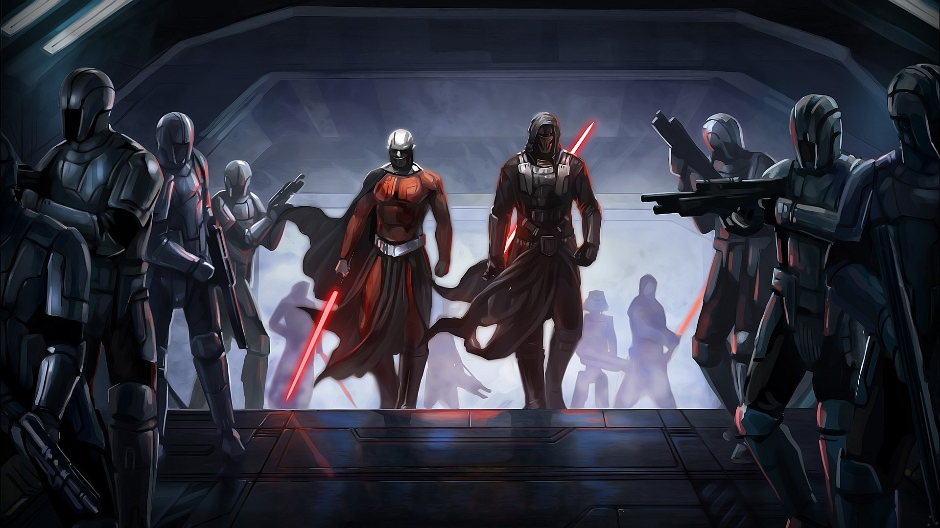 4 Darth Revan Hd Wallpapers Background Images Wallpaper Abyss