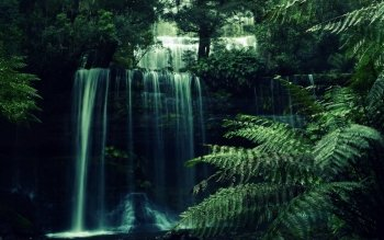 Aarde - Waterval Wallpapers and Backgrounds ID : 170057