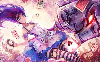 Anime - Alice In Wonderland Wallpapers and Backgrounds ID : 170139