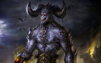 Dark - Demon Wallpapers and Backgrounds ID : 170877