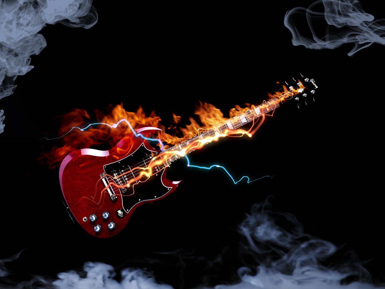 Gibson SG Wallpaper And Background Image