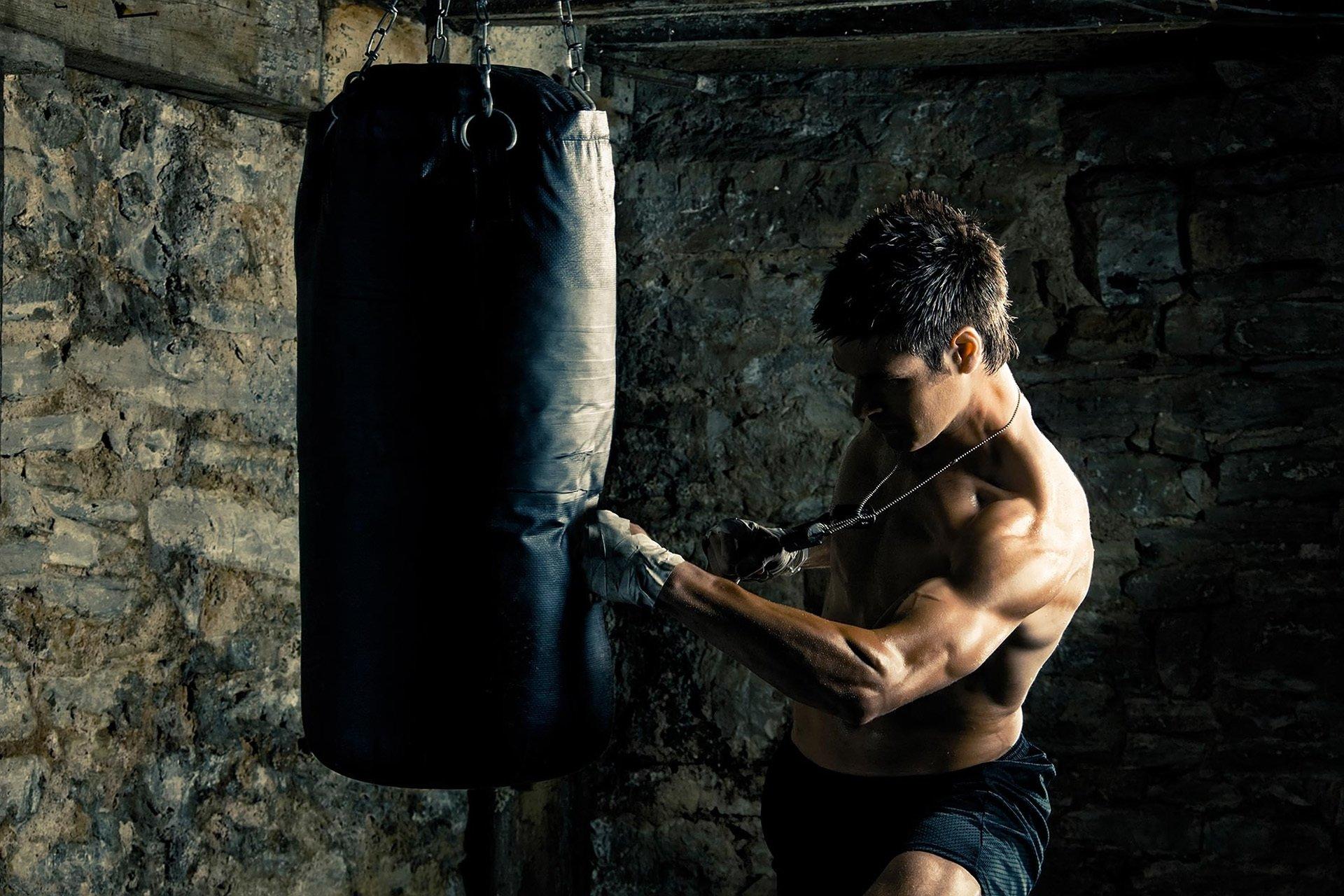 Mixed Martial Arts Hd Wallpaper Background Image