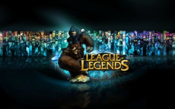 Video Game - League Of Legends Wallpapers and Backgrounds ID : 171315