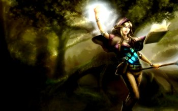 Video Game - League Of Legends Wallpapers and Backgrounds ID : 171335