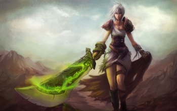 Video Game - League Of Legends Wallpapers and Backgrounds ID : 171409