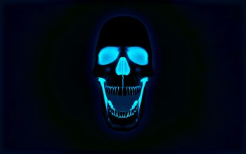 Dark - Skull Wallpapers and Backgrounds ID : 171597