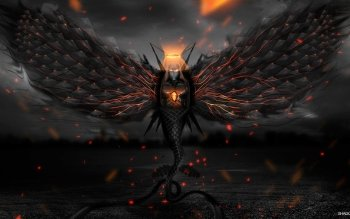 Dark - Demon Wallpapers and Backgrounds ID : 171699
