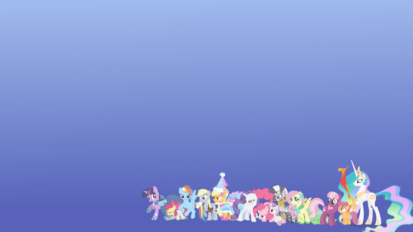 My Little Pony Friendship Is Magic Wallpaper And Background