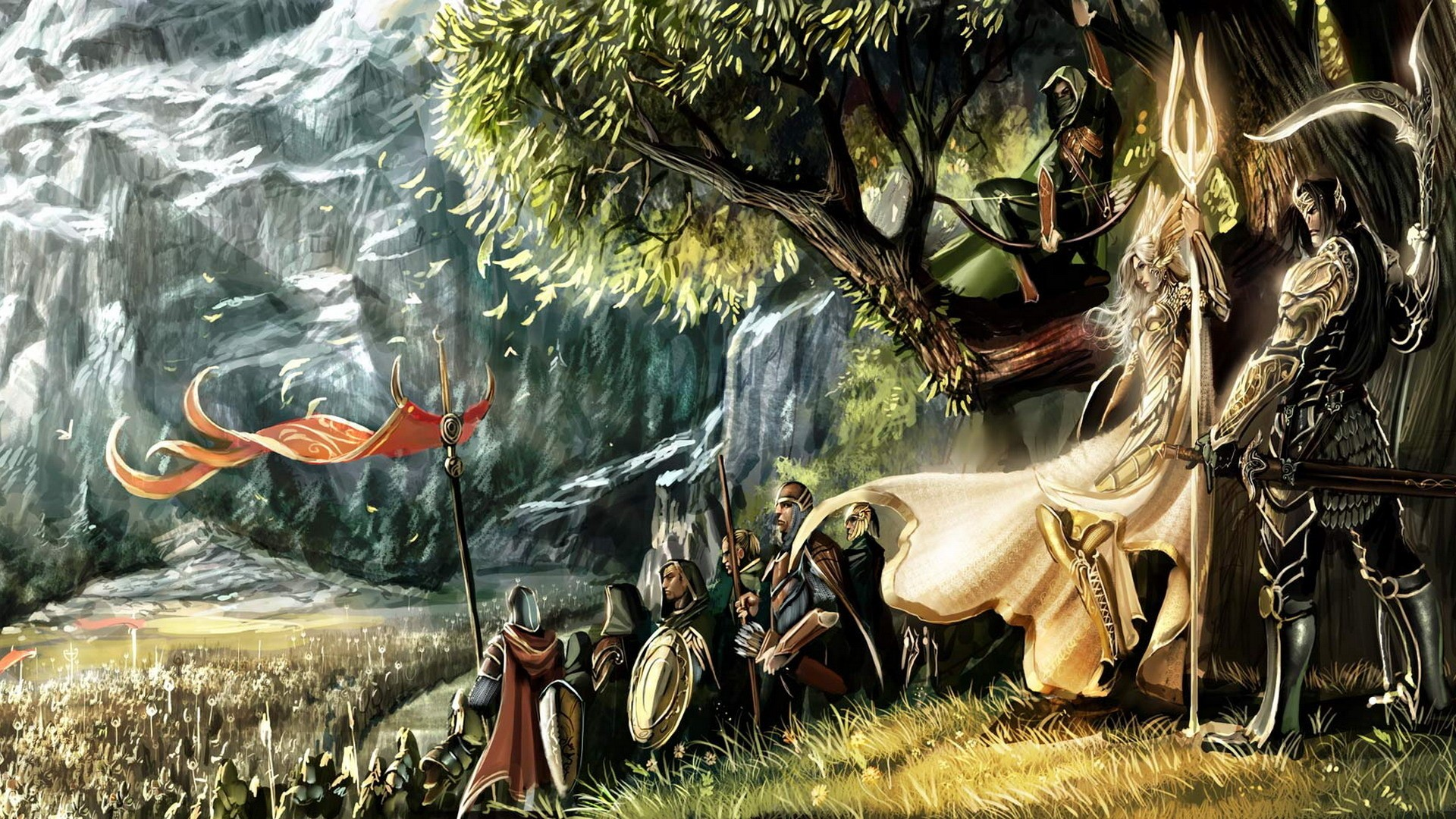Fantasy - lotr Wallpaper