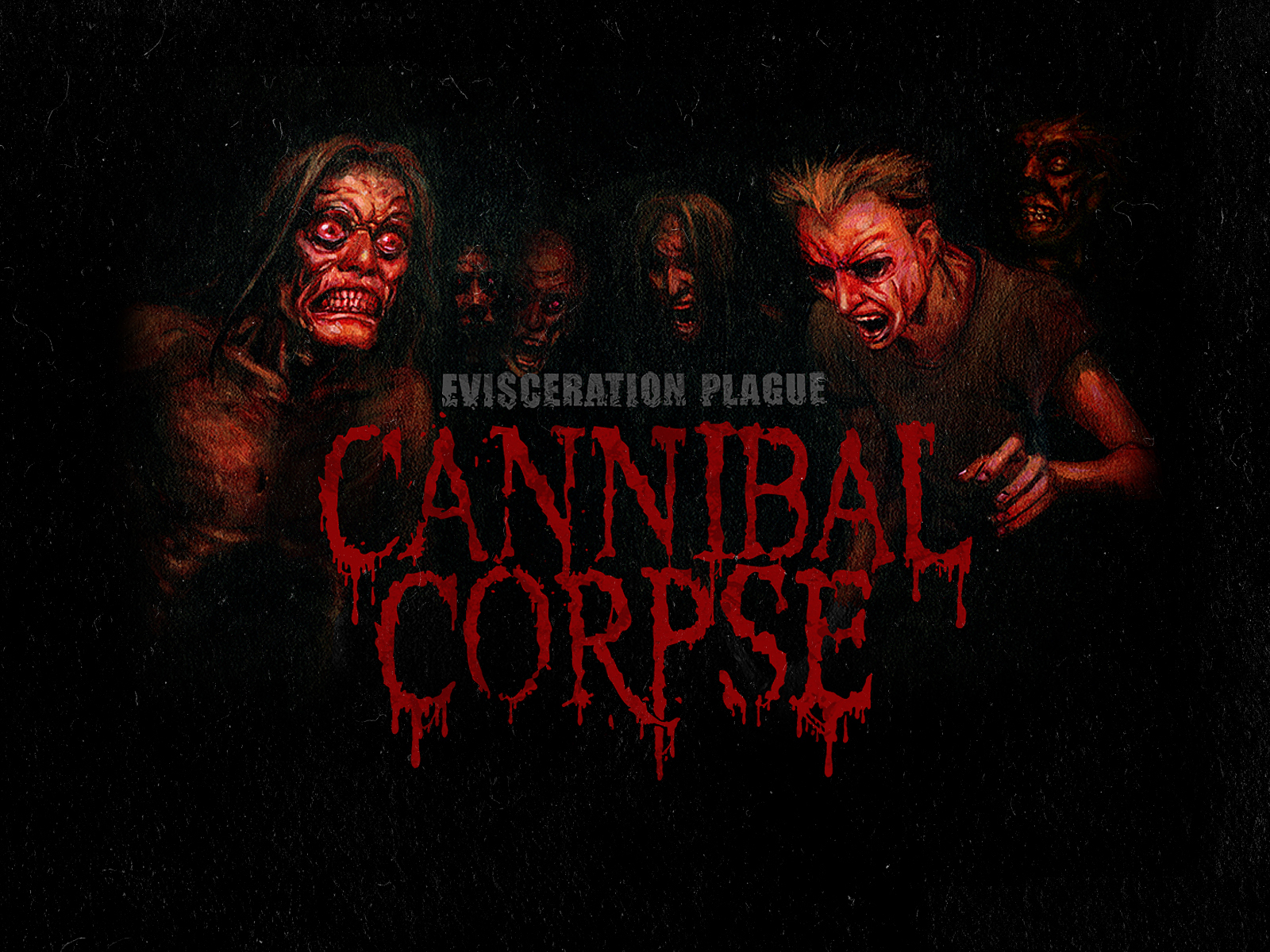 Cannibal Corpse Wallpaper And Background Image 1600x1200