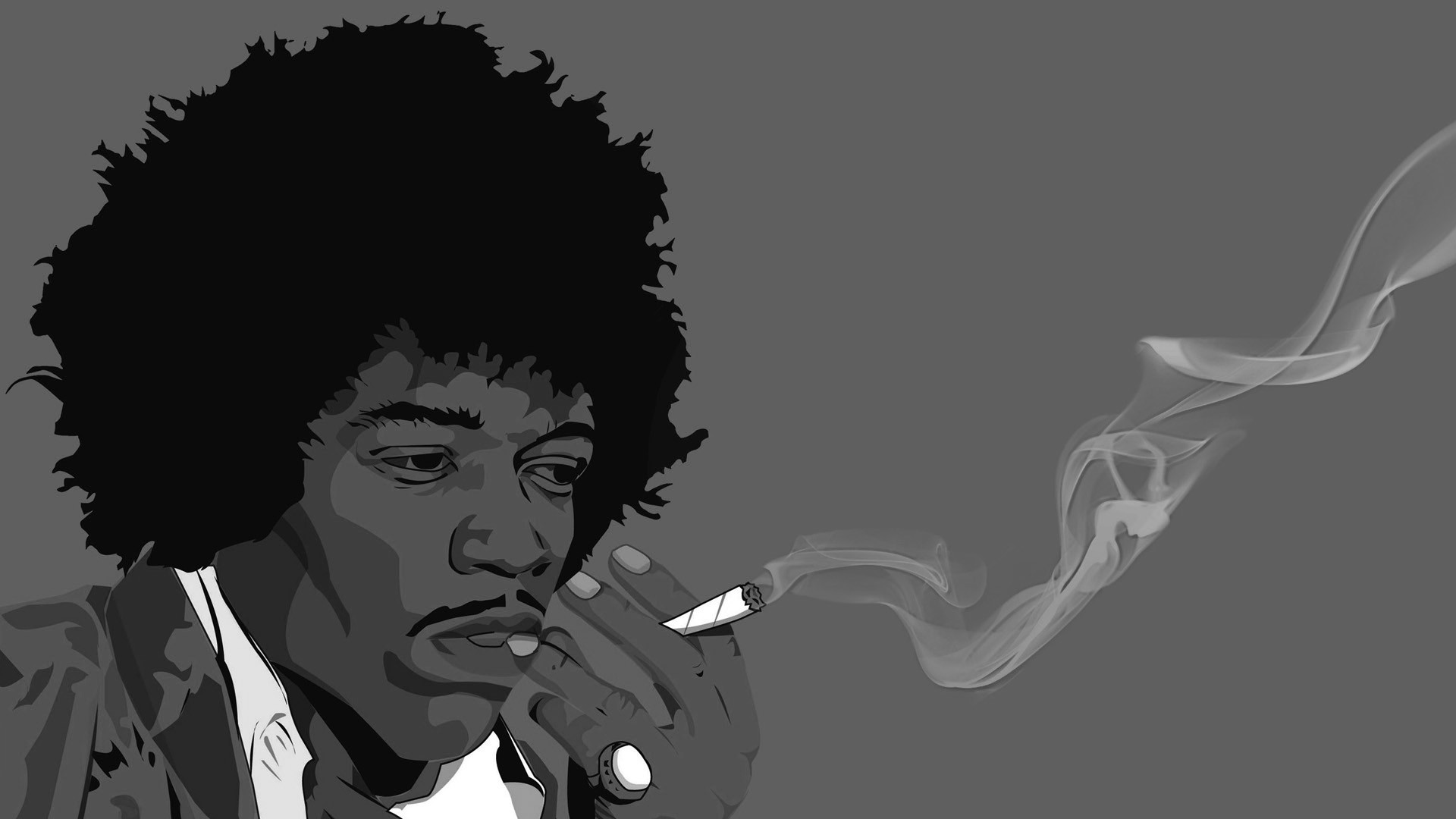 Download Wallpaper 3840x2160 Jimi hendrix, Virtuoso guitarist ...