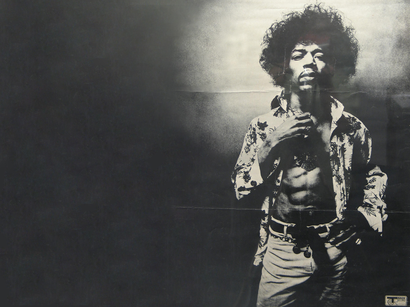 Jimi hendrix wallpaper and background image 1600x1200 id172617 music jimi hendrix wallpaper altavistaventures Images