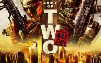 Video Game - Army Of Two Wallpapers and Backgrounds ID : 172239