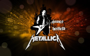 Muziek - Metallica Wallpapers and Backgrounds ID : 172585