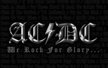Music - AC/DC Wallpapers and Backgrounds ID : 172705