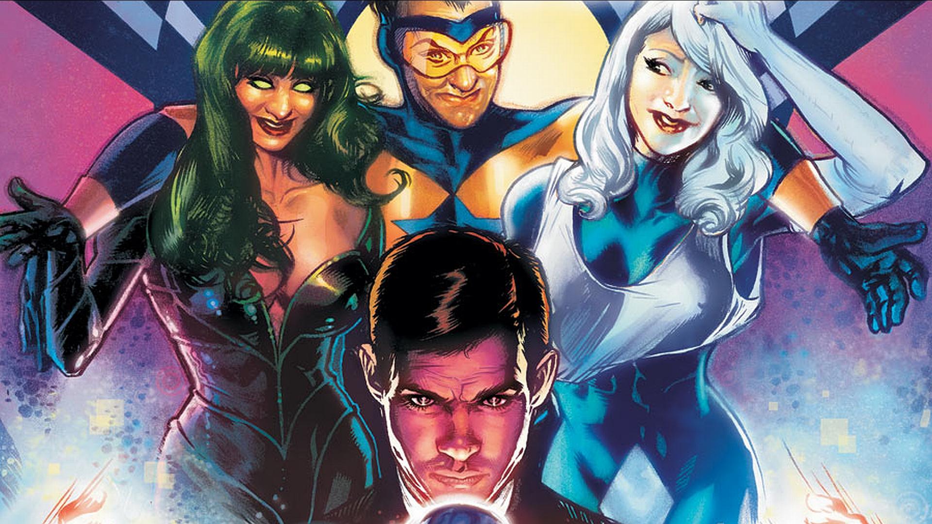 Alpha Coders | Wallpaper Abyss Comics Justice League 173025