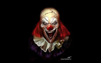 Dark - Clown Wallpapers and Backgrounds ID : 173147