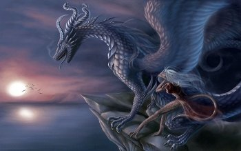 Fantasy - Dragon Wallpapers and Backgrounds ID : 173507