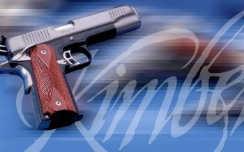 Weapons - Kimber Pistol Wallpapers and Backgrounds ID : 173649