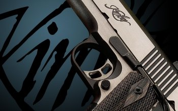 Weapons - Kimber Pistol Wallpapers and Backgrounds ID : 173709