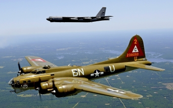 Military - Boeing B-17 Flying Fortress Wallpapers and Backgrounds ID : 173867