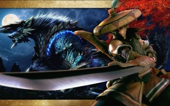 Video Game - Monster Hunter Wallpapers and Backgrounds ID : 173895