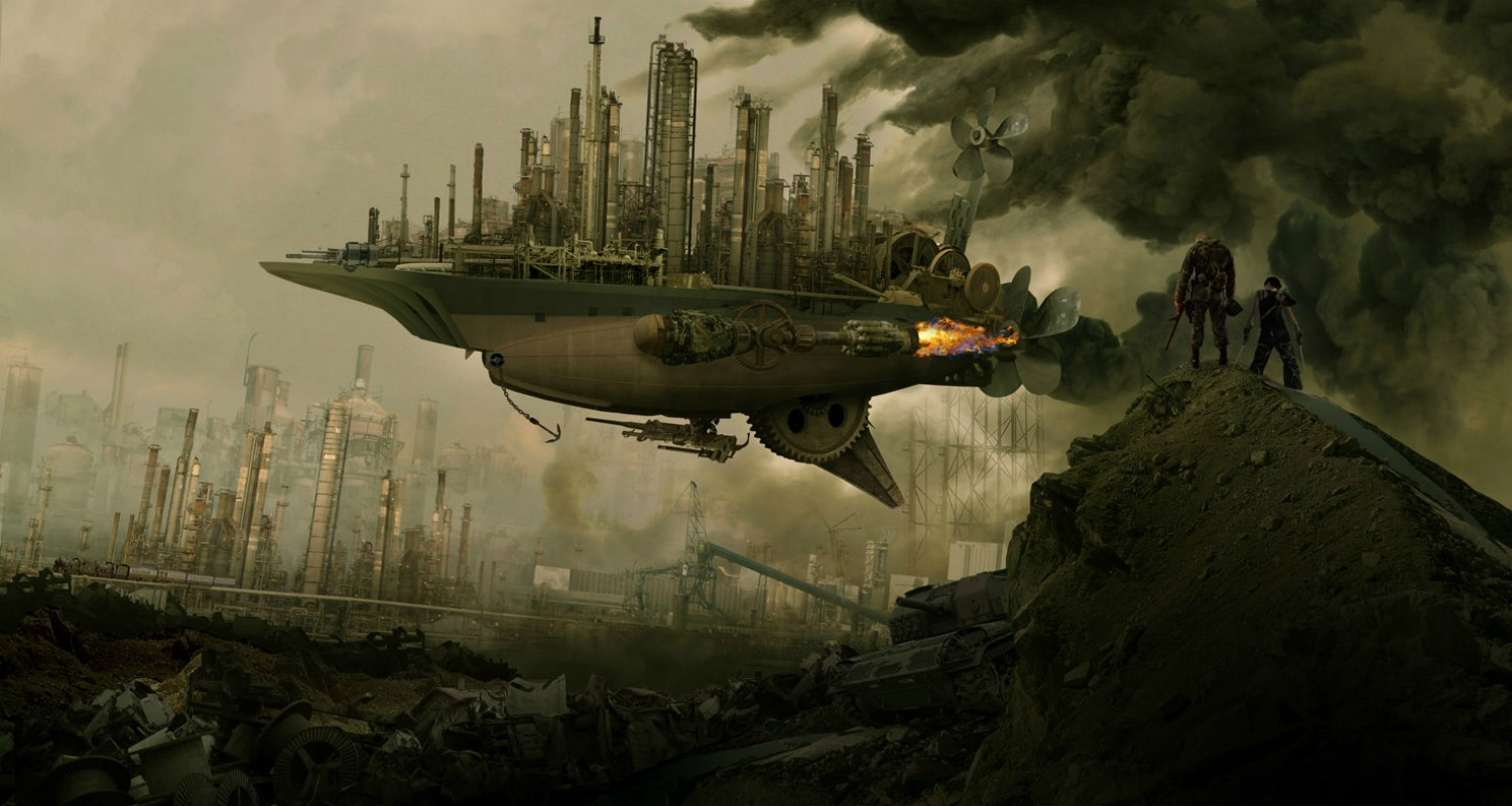Steampunk Wallpaper and Background Image | 1500x800 | ID:174219 - Wallpaper Abyss