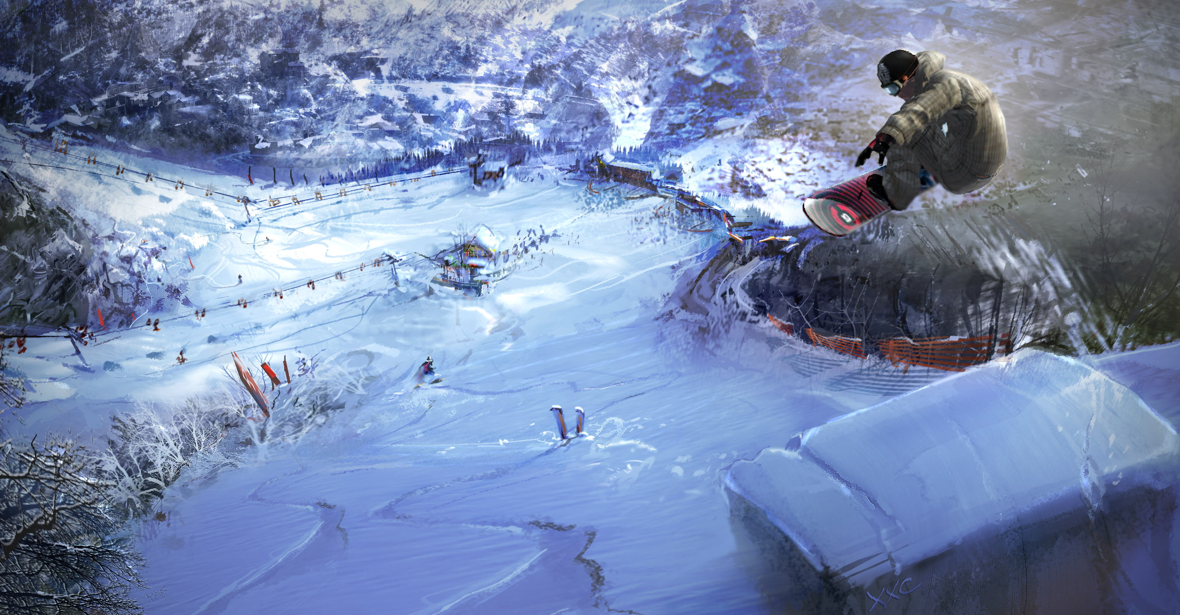1 Shaun White Snowboarding Hd Wallpapers Background Images Wallpaper Abyss