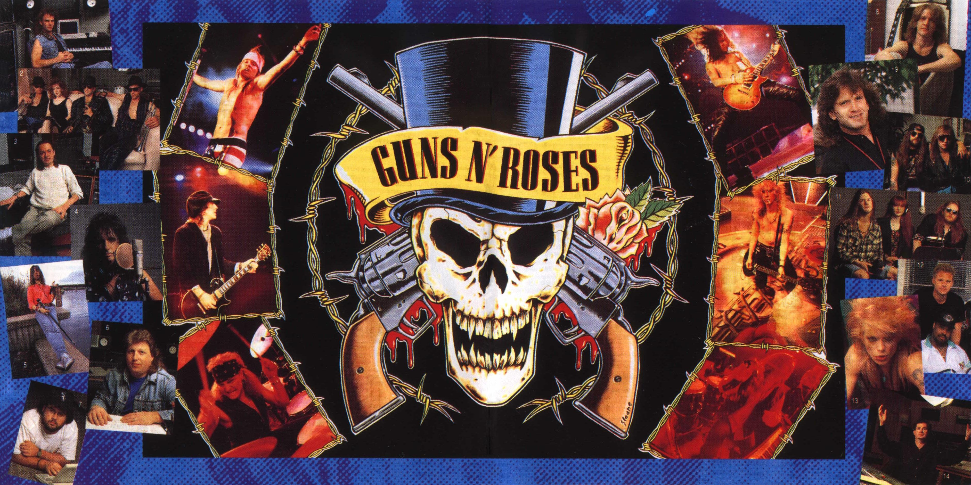 Guns N' Roses Full HD Fondo De Pantalla And Fondo De