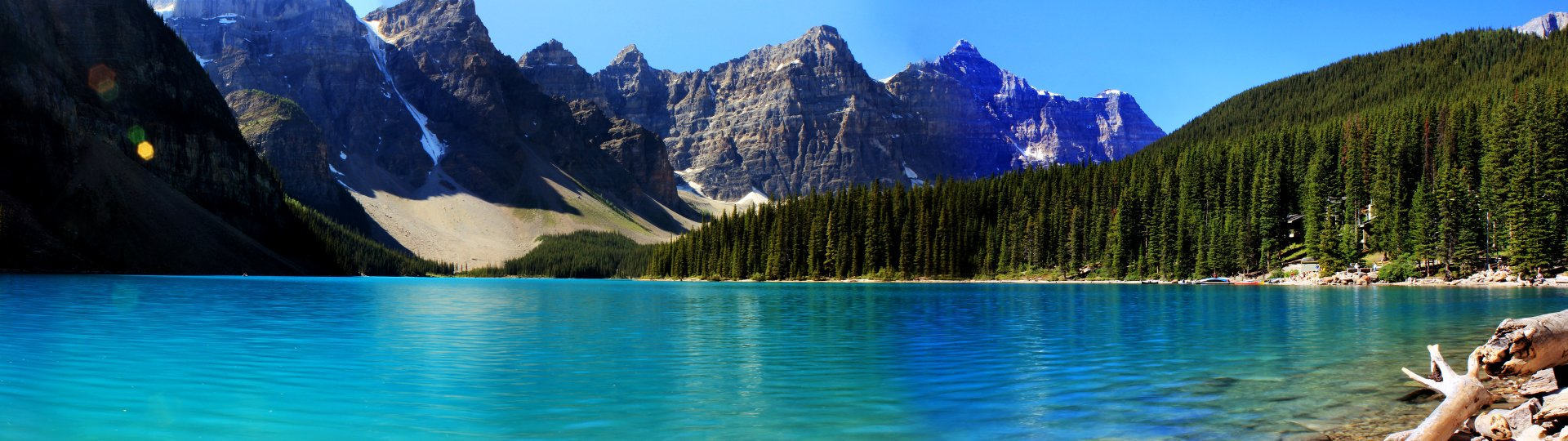 Earth - Moraine Lake  Canada Wallpaper