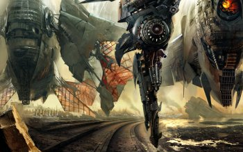 Science-Fiction - Steampunk Wallpapers and Backgrounds ID : 174109