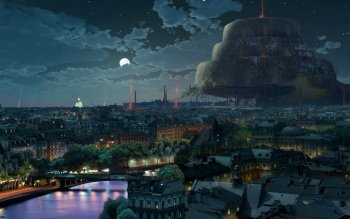 Science-Fiction - Großstadt Wallpapers and Backgrounds ID : 174165
