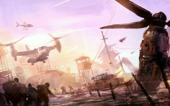 Video Game - Resistance: Fall Of Man Wallpapers and Backgrounds ID : 174177