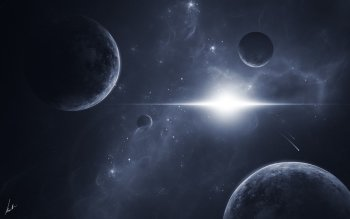 Sciencefiction - Planet Wallpapers and Backgrounds ID : 174617
