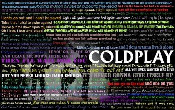 Music - Coldplay Wallpapers and Backgrounds ID : 174689