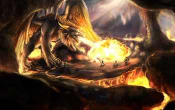 Fantasy - Dragon Wallpapers and Backgrounds ID : 175095